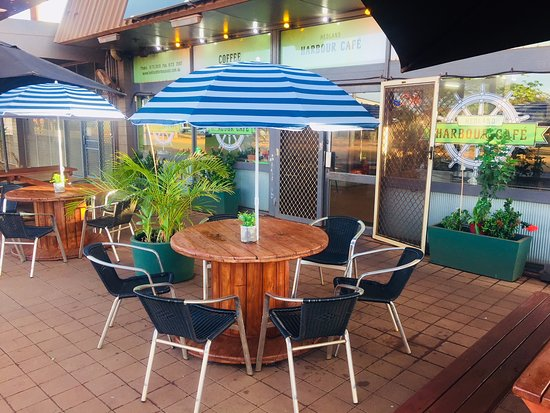 Hedland Harbour Cafe - New South Wales Tourism