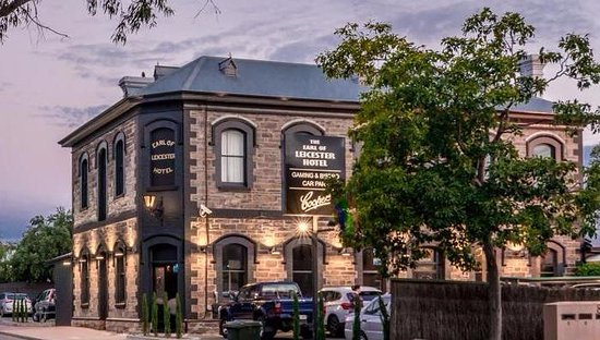 Earl Of Leicester Hotel - New South Wales Tourism