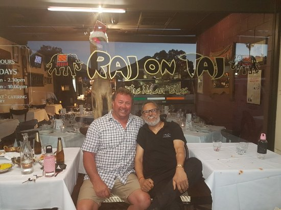 Raj on Taj Unley - New South Wales Tourism