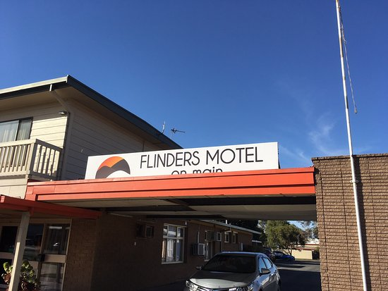 Flinders Motel On Main - New South Wales Tourism