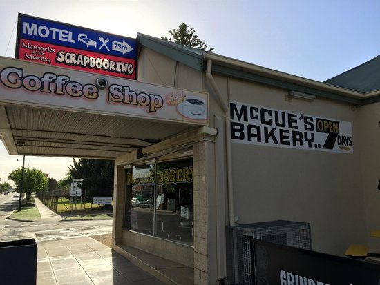 McCue's Bakery - New South Wales Tourism