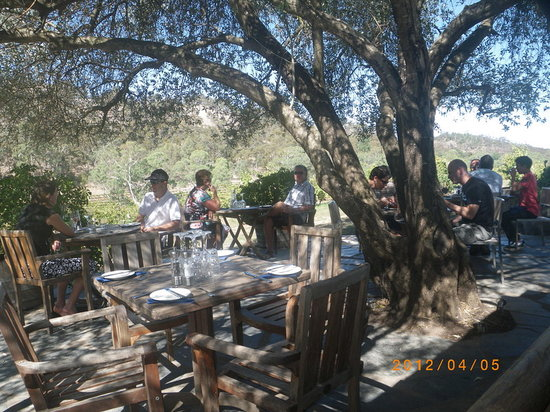 Skillogalee Winery  Restaurant - New South Wales Tourism