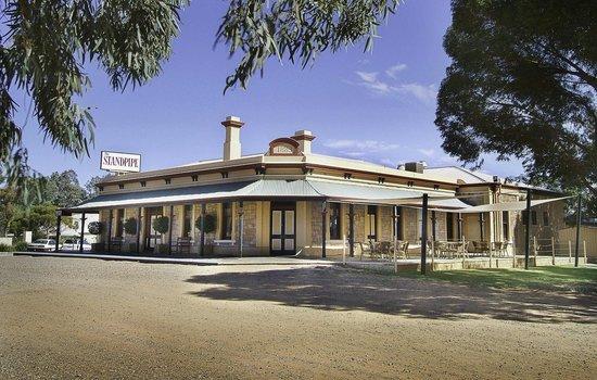 Standpipe Golf Motor Inn - New South Wales Tourism