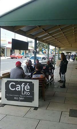 Cafe Lito - New South Wales Tourism