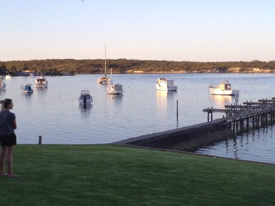 Coffin Bay Yacht Club - New South Wales Tourism