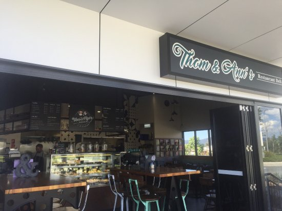 Thom  Ann's Restaurant Deli - New South Wales Tourism