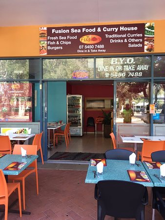 Fusion Seafood and Curry House - New South Wales Tourism