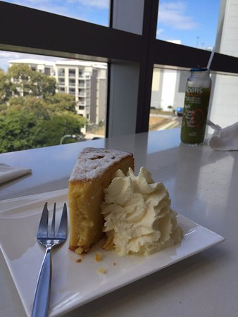 Panorama Cafe - New South Wales Tourism