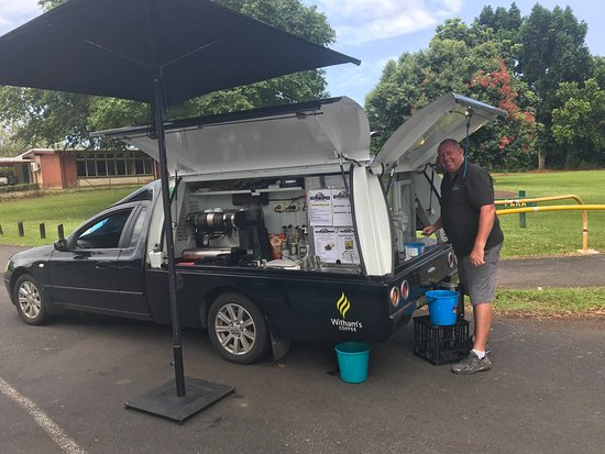 Mister Barista Mobile Coffee - New South Wales Tourism