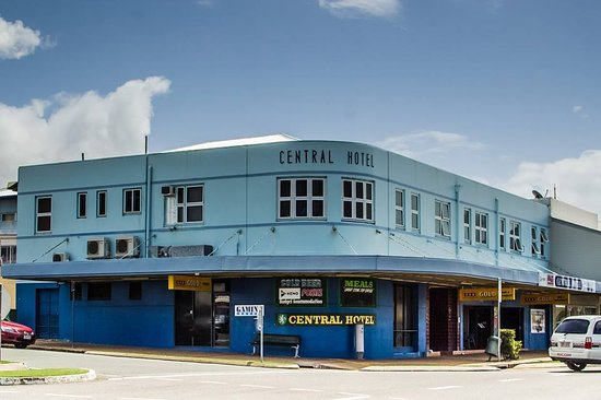 Central Hotel Bowen - New South Wales Tourism