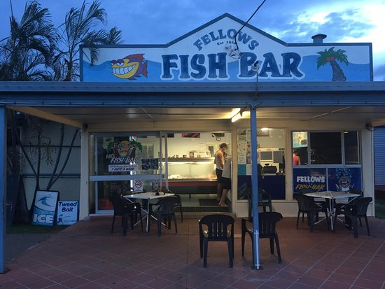 Fellows fish bar - New South Wales Tourism