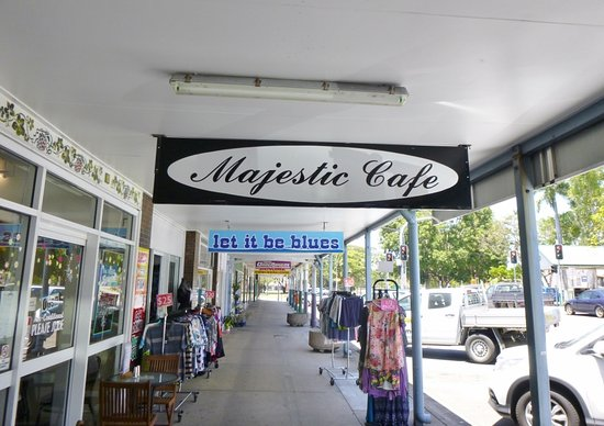 Majestic Cafe - New South Wales Tourism