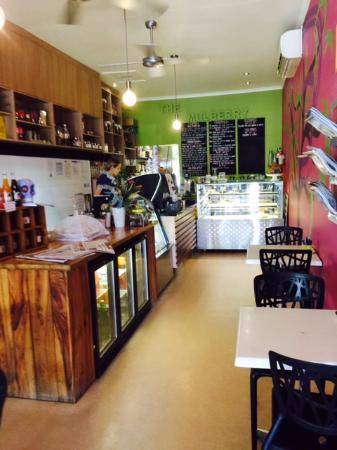 Mulberry Cafe - New South Wales Tourism