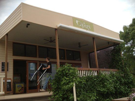 Capers Cafe - New South Wales Tourism