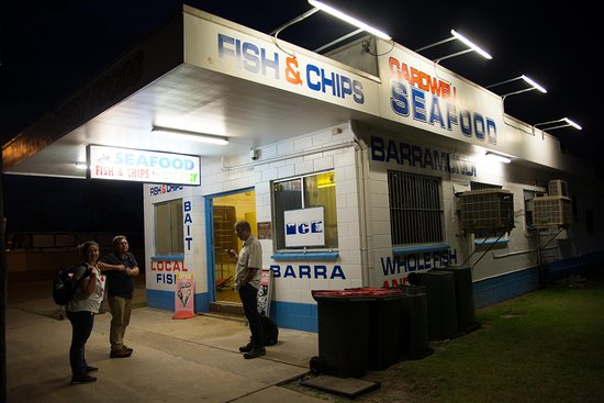 Cardwell Seafood - New South Wales Tourism