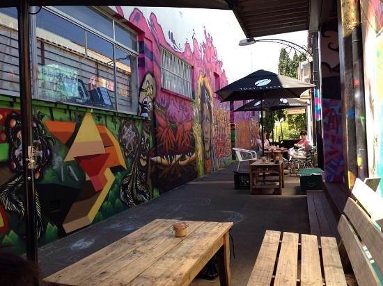 Ground Up Espresso Bar - New South Wales Tourism