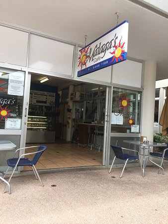 Malaga's Cafe - New South Wales Tourism