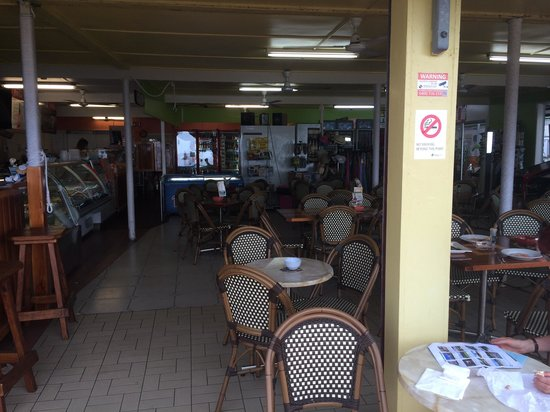 Seaview Deli Cafe - New South Wales Tourism