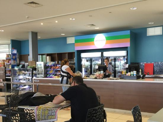 Whitsunday Coast Airport Cafe - New South Wales Tourism