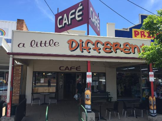 A Little Bit Different Cafe - New South Wales Tourism