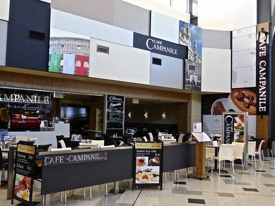 Cafe Campanile - New South Wales Tourism