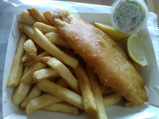 Chipper Fish - New South Wales Tourism
