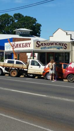 Gayndah Country Bakery - New South Wales Tourism