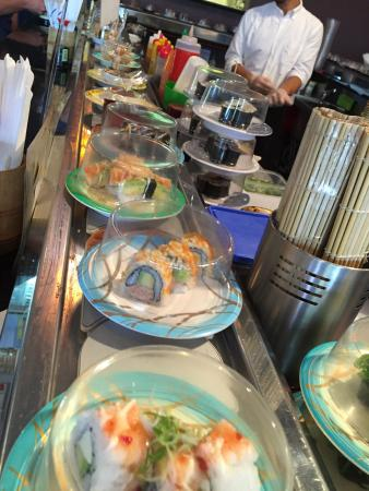 Murbah Sushi - New South Wales Tourism