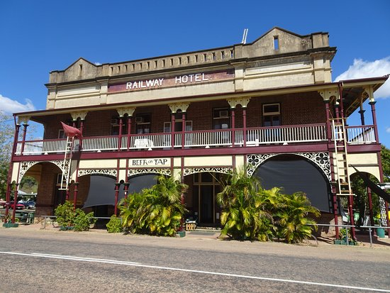 Railway Hotel Pub - New South Wales Tourism