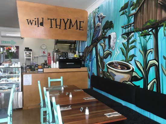 Wild THYME Dining - New South Wales Tourism