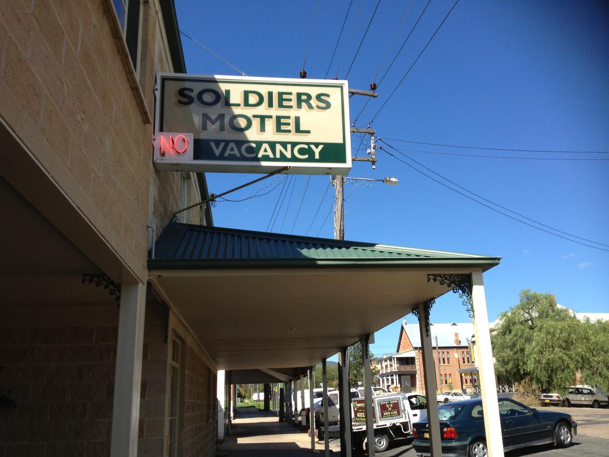 Soldiers Motel - New South Wales Tourism