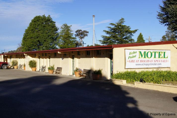 Echo Point Motor Inn - New South Wales Tourism