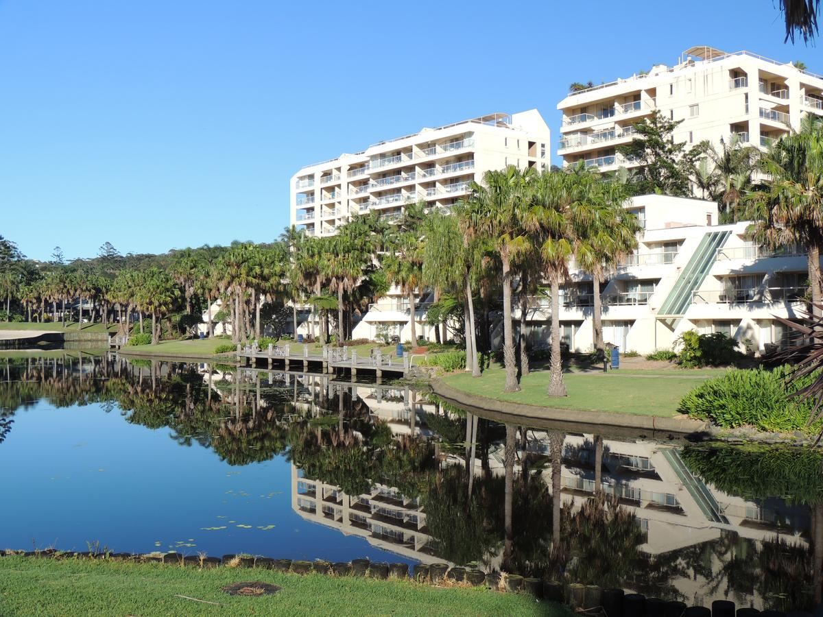 Charlesworth Bay Beach Resort - New South Wales Tourism