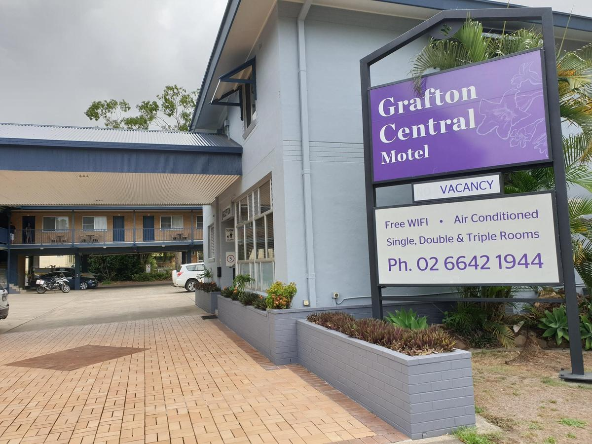 Grafton Central Motel - New South Wales Tourism