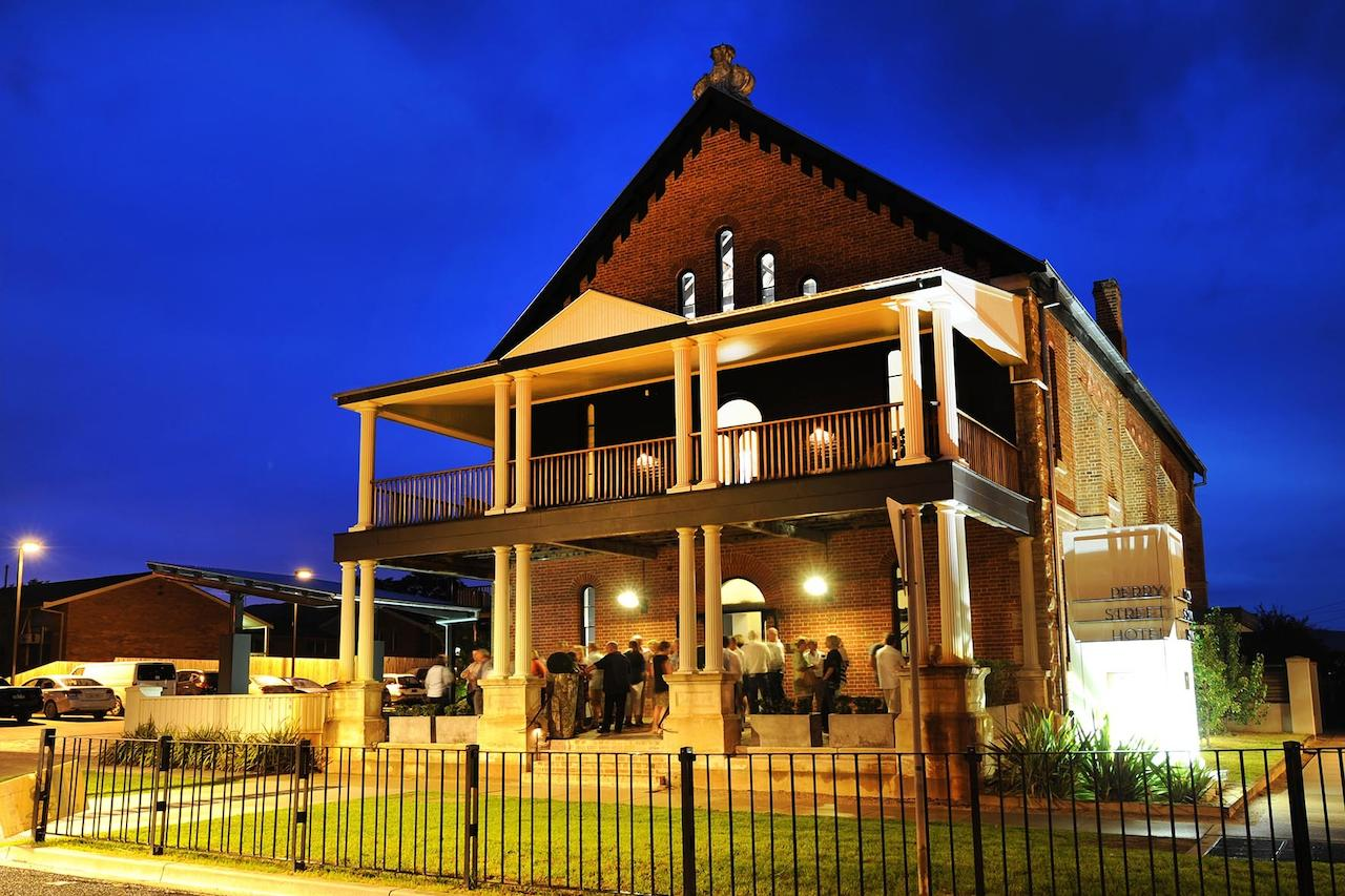 Perry Street Hotel - New South Wales Tourism