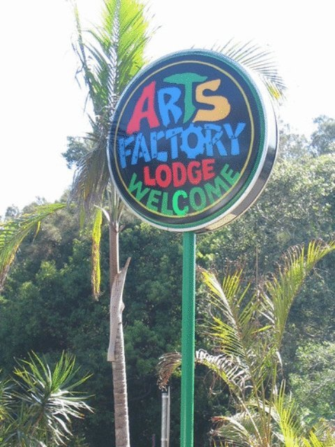 Arts Factory Lodge - New South Wales Tourism