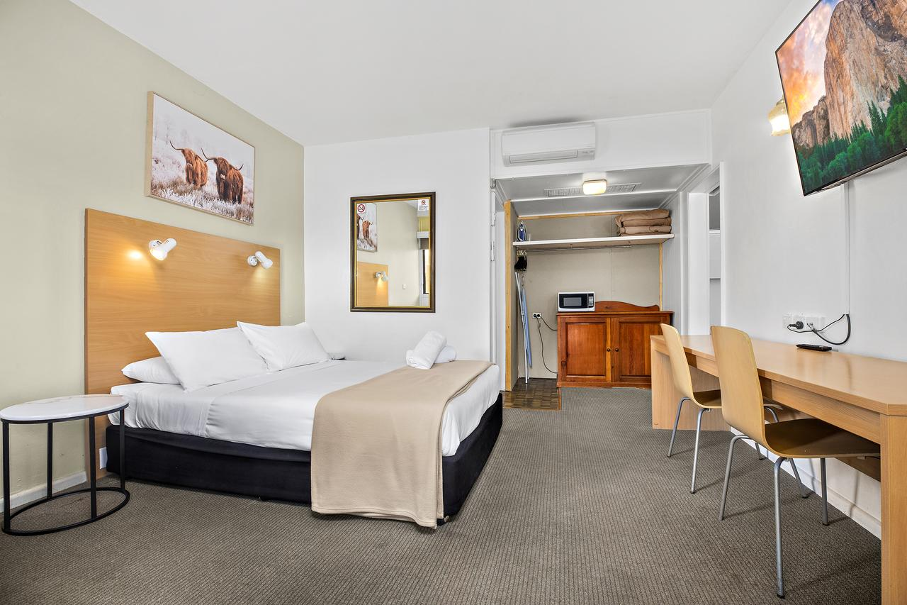 City Centre Motor Inn - New South Wales Tourism