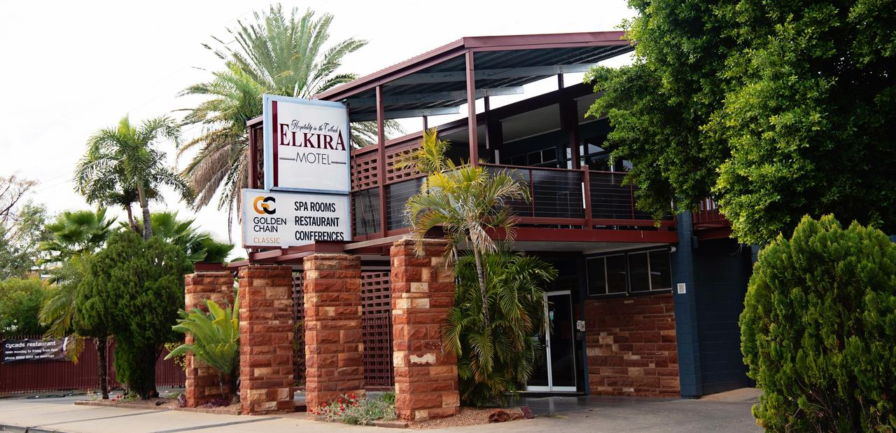 Elkira Court Motel - New South Wales Tourism