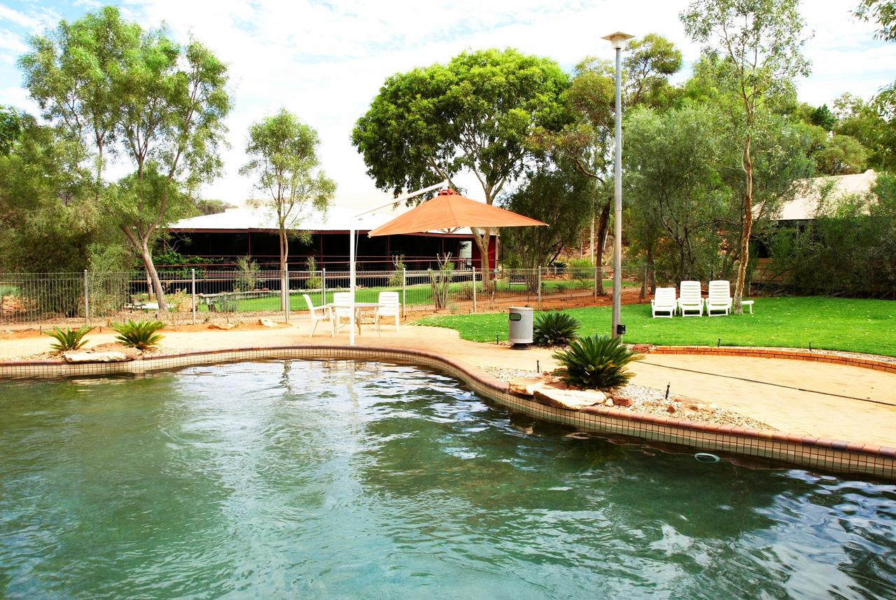 Kings Canyon Resort - New South Wales Tourism