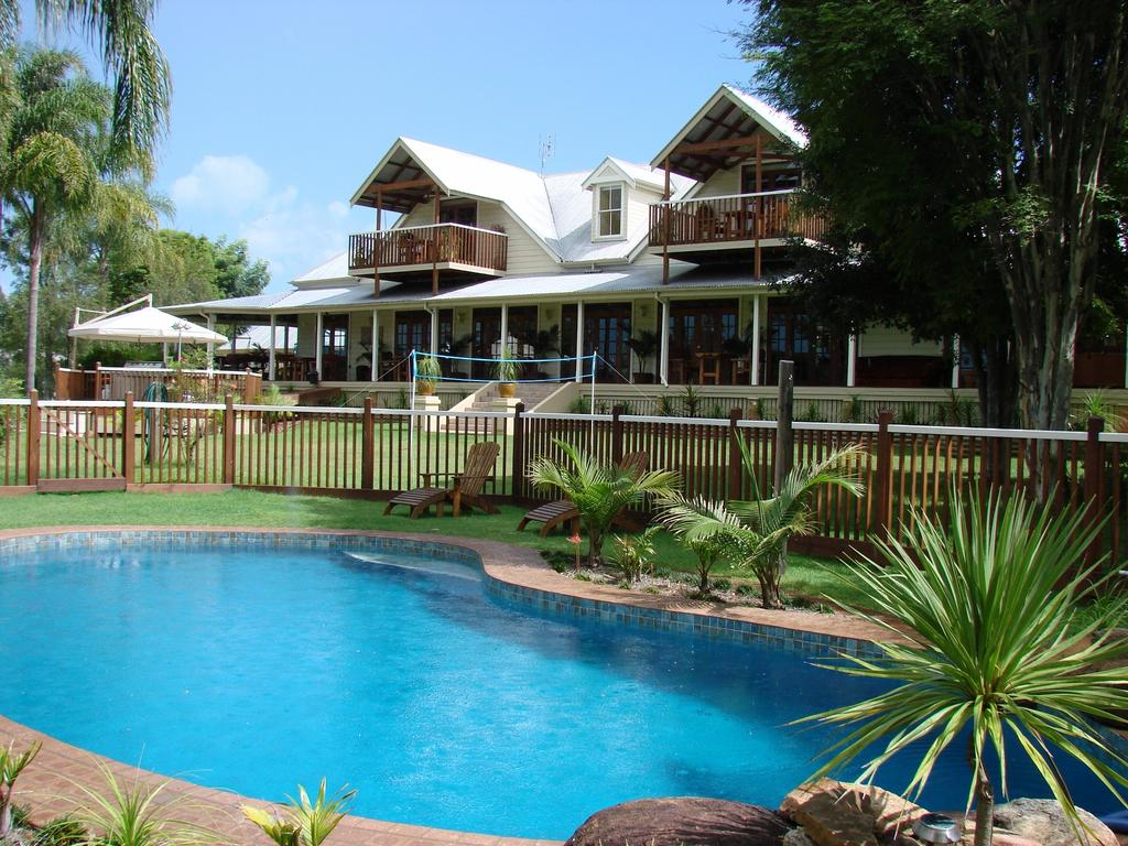 Clarence River Bed  Breakfast - New South Wales Tourism