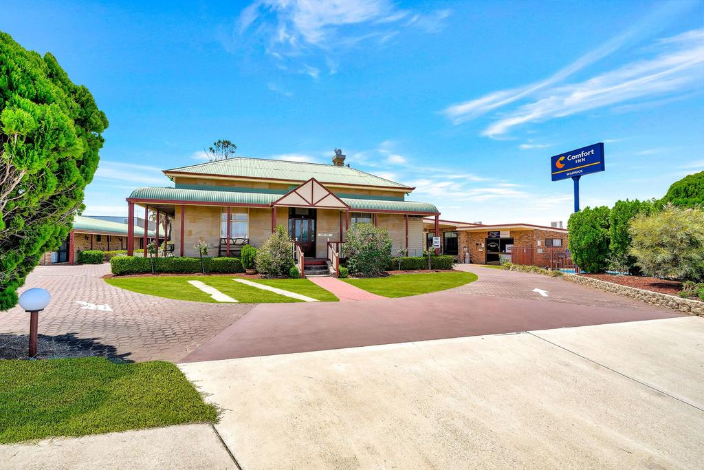 Comfort Inn Warwick - New South Wales Tourism