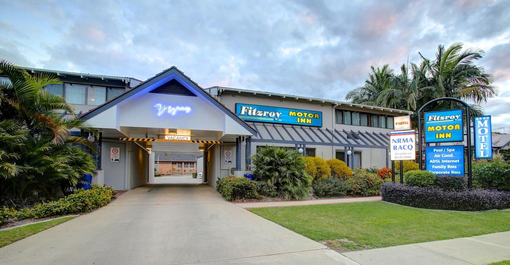 Fitzroy Motor Inn - New South Wales Tourism
