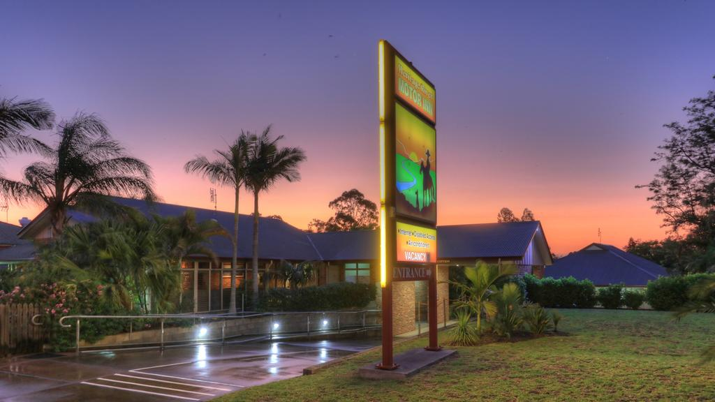 Heritage River Motor Inn - New South Wales Tourism