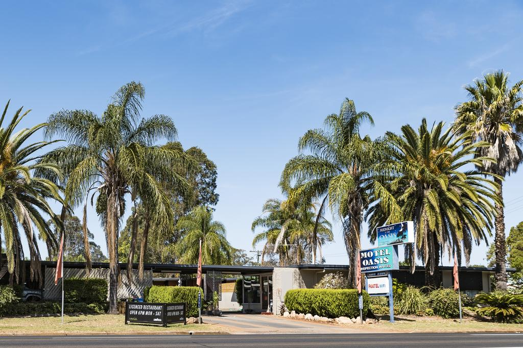 Motel Oasis - New South Wales Tourism