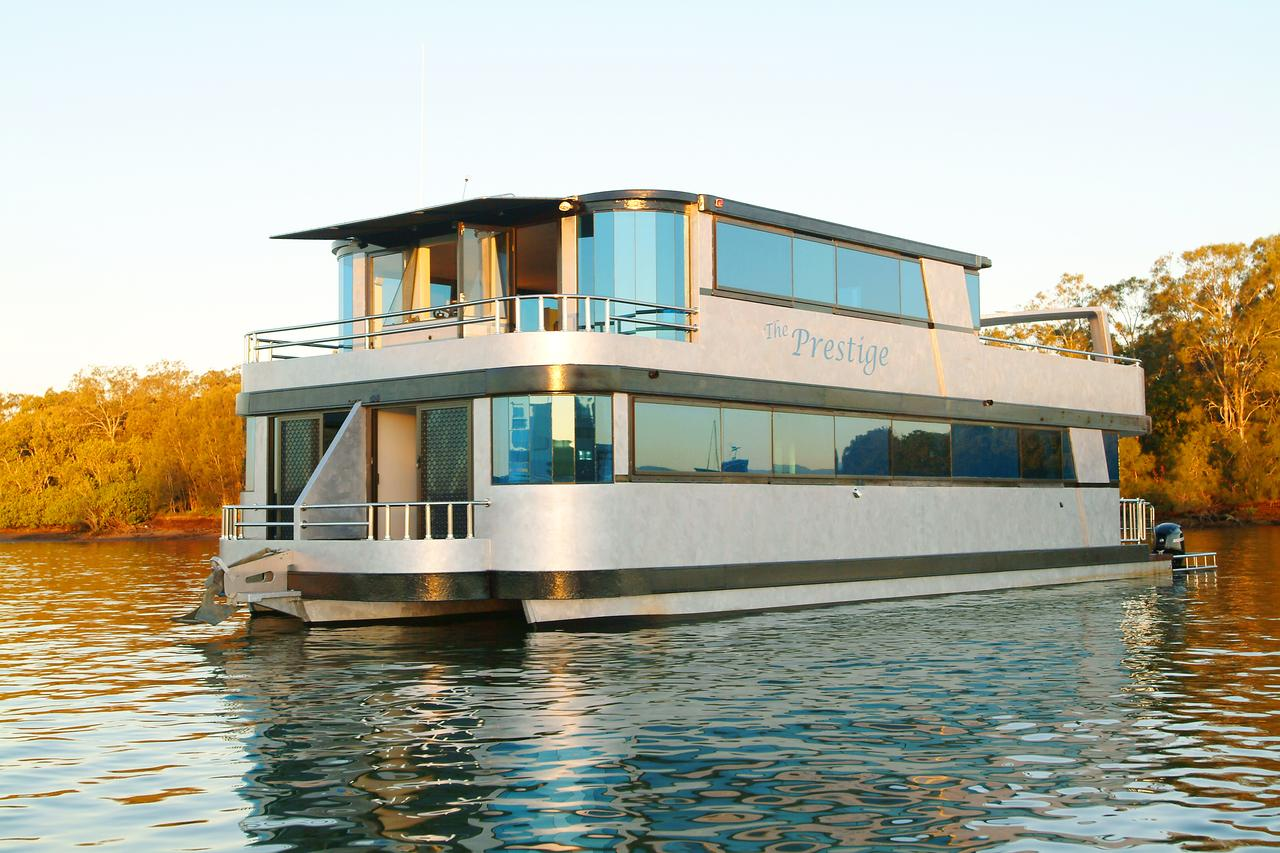Coomera Houseboats - New South Wales Tourism