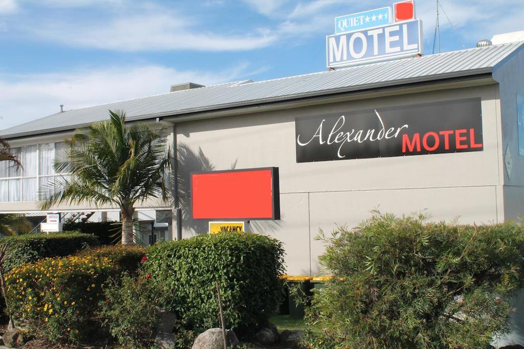 Alexander Motel - New South Wales Tourism