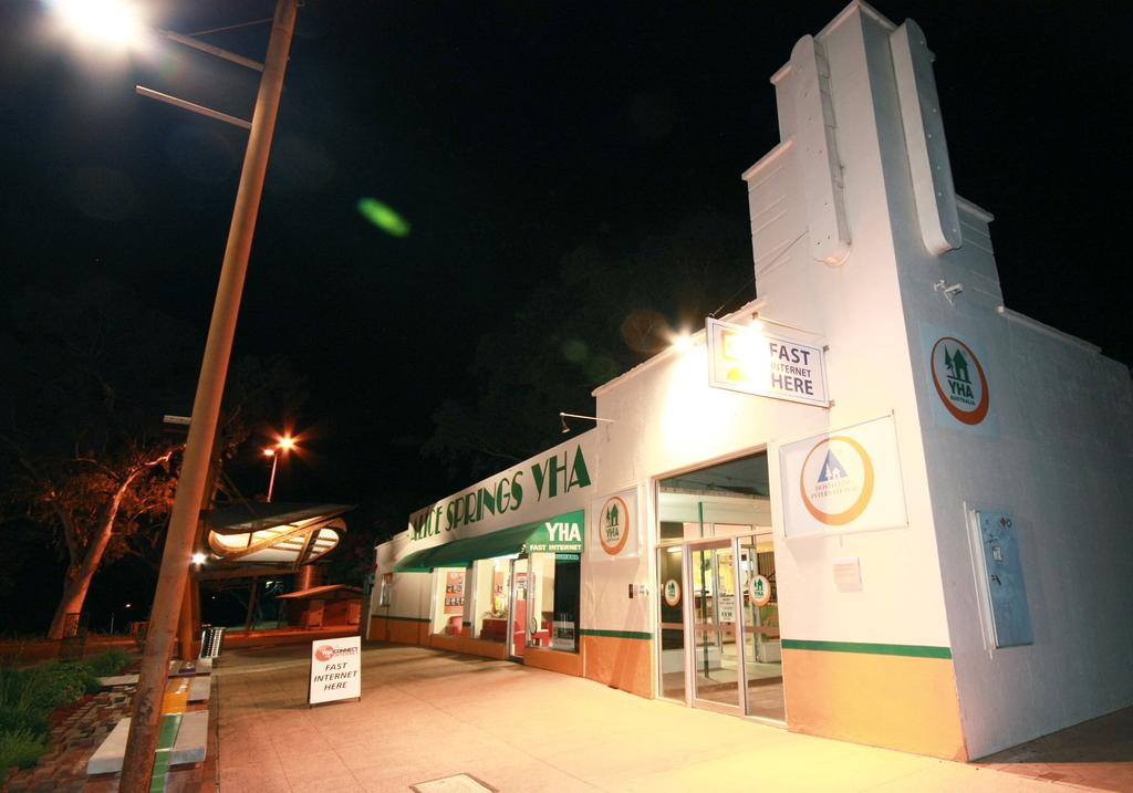 Alice Springs YHA - New South Wales Tourism