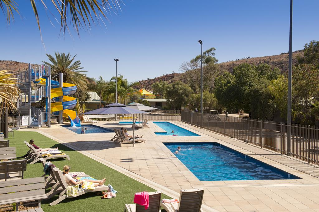 BIG4 MacDonnell Range Holiday Park - New South Wales Tourism